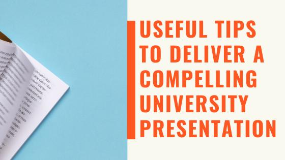 University-presentation